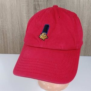 Nickelodeon hey Arnold gerald red adjustable hat